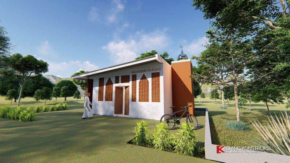 Wujudkan Masjid Pertama untuk Masyarakat di Dusun Pariangan, Desa Pussui, Kec Luyo, Polewali Mandar, Sulawesi Barat.