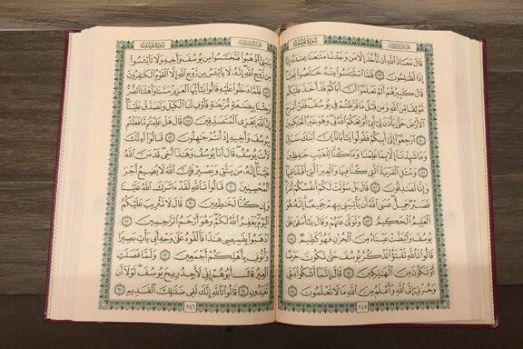 Keutamaan Membaca Al Qur'an yang harus kita ketahui