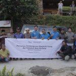 Pembangunan Masjid di Kecamatan Balla, Mamasa