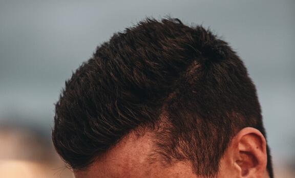 hukum mewarnai rambut dengan warna hitam
