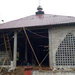 Update Pembangunan Masjid Darut Taubah