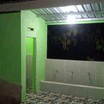 Update Masjid Jabal Rahmah: Area Wudhu Sudah Jadi